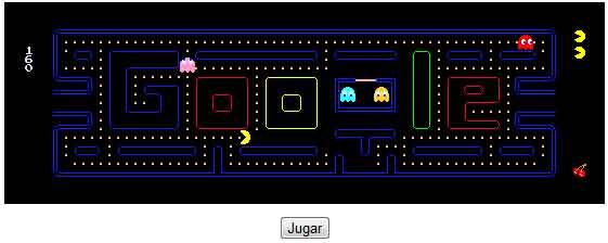 Doodle Pacman Script