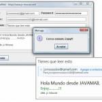 Envío de correo con JavaMail/Netbeans