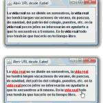 Abrir enlace web desde JLabel con Java