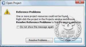 problema de referencia