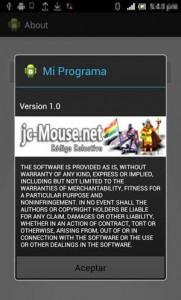 acerca de jc mouse