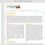 Crear ayuda HTML para programa con JavaFX Swing
