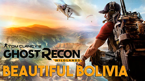ghost recon bolivia