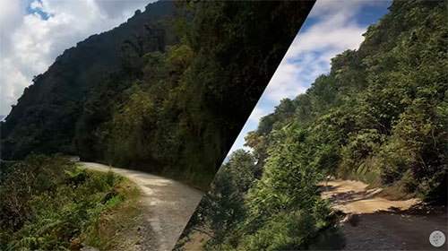 dead road yungas