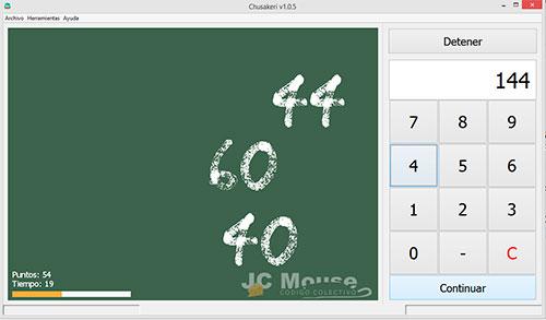 Juego Educativo desarrollado con software libre java bolivia