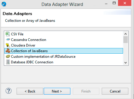 Data Adapter collection