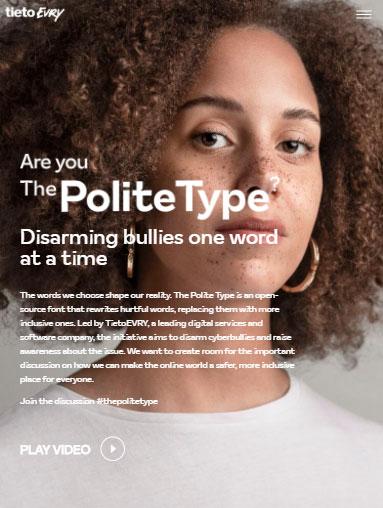 Polite Type